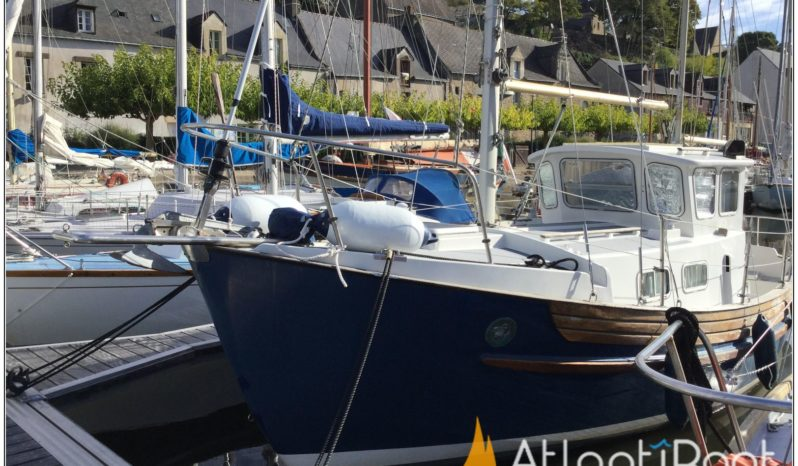 FISHER 25 Ketch complet